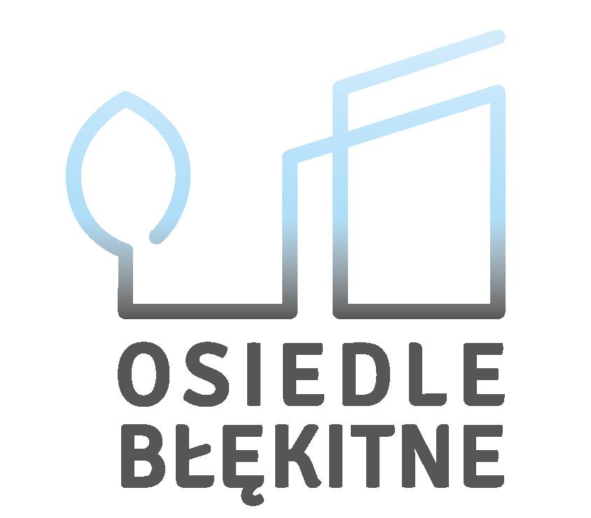 Osiedle Błękitne Logo